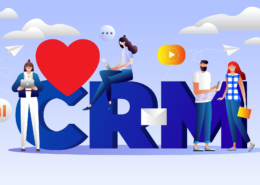 Agents using CRMs